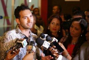 Karim dice no pueden suspender operaciones a helicóptero que lo llevó al EstadioCibao